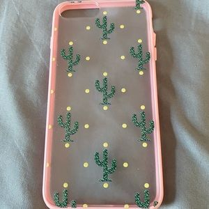 Iphone 8 plus cactus case